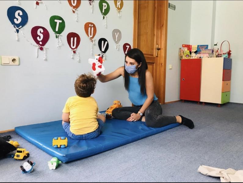 gaziantep dil ve konuşma terapisi